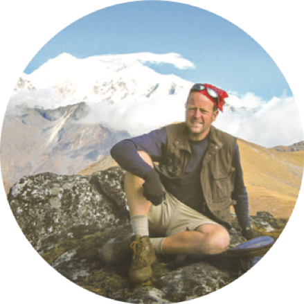 Plant Explorer Dan Hinkley in the Himalayas